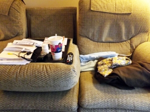 My Sofa Recliner & Desk